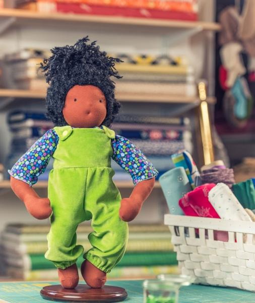Puppe Jala