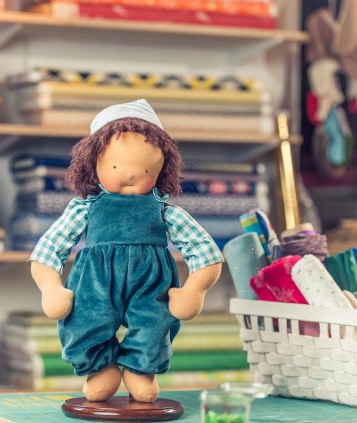 Puppe Hänsel