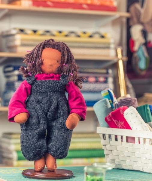 Puppe Hidaya
