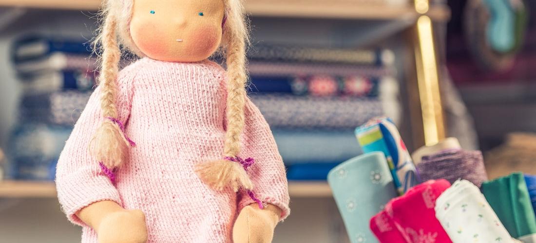 Puppe Lilo